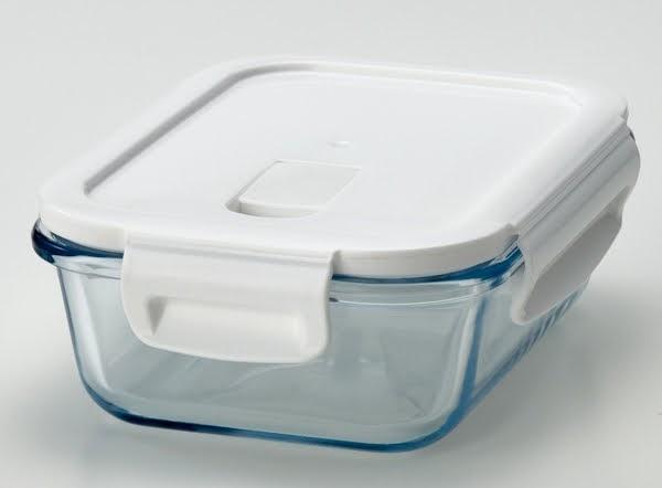 イオン「HOME COORDY 耐熱ガラス保存容器」