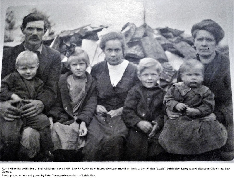 HART_Roy & Olive with 5 children_annot