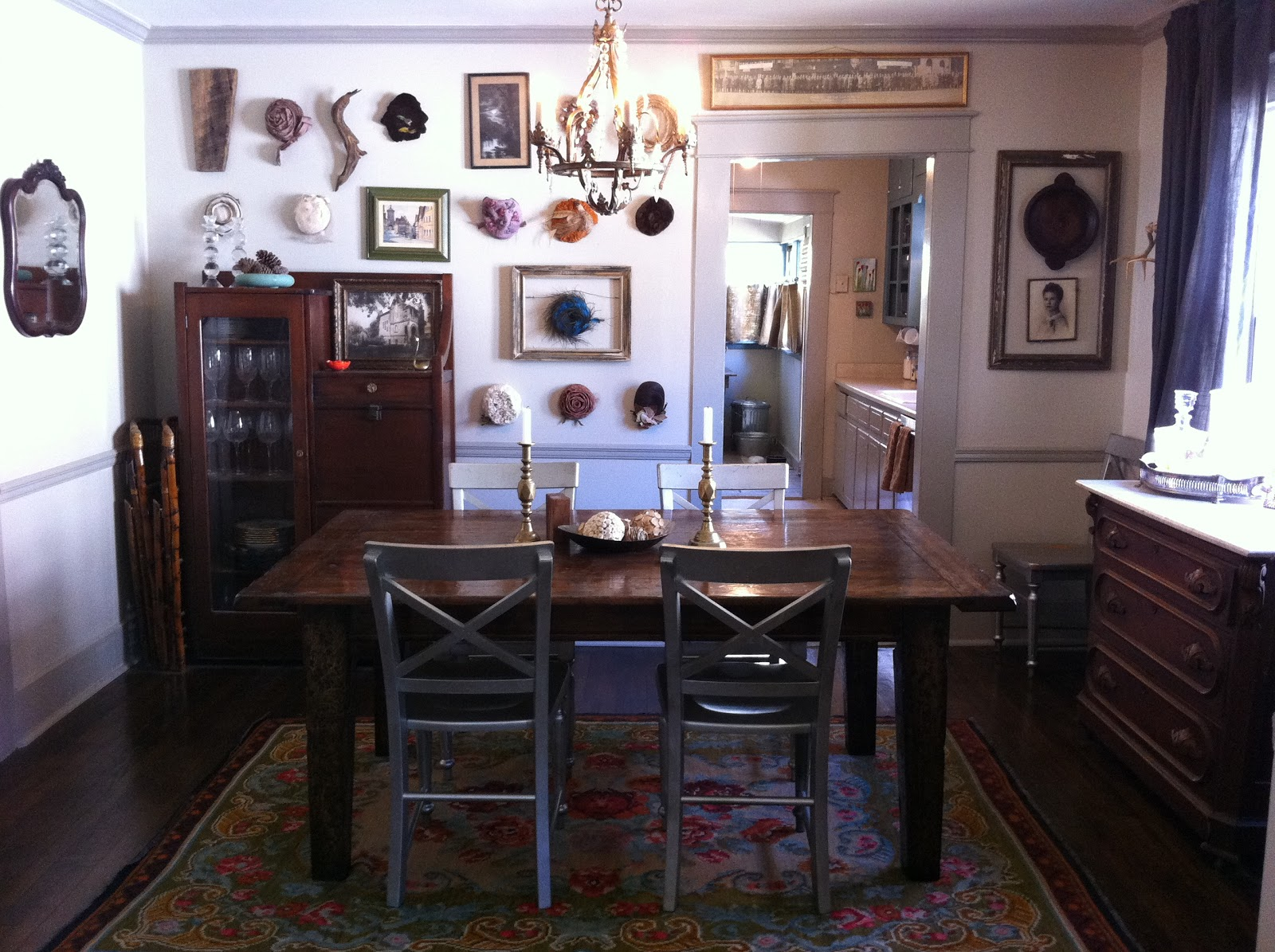 A Walk Through A Room I 39 D Actually Like To Dine In