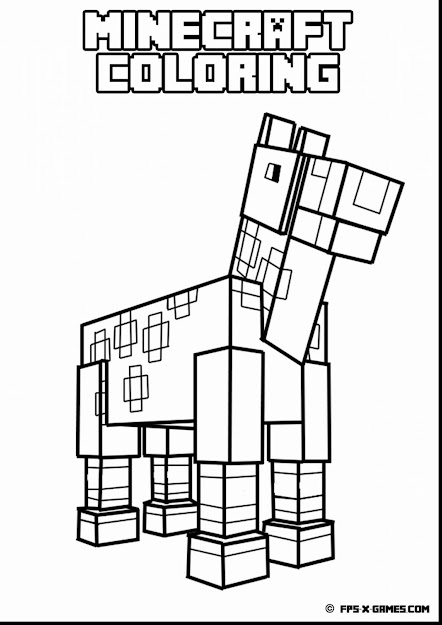 Astonishing Minecraft Coloring Pages Printable With Minecraft Coloring Pages  And Minecraft Coloring Pages Color By Number