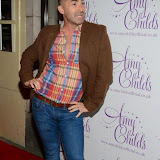 WWW.ENTSIMAGES.COM -    Louie Spence   arriving at      Amy Childs Clothing anniversary party at Dirty Martini, London October 27th 2014The Only Way is Essex star hosts party to celebrate the third anniversary of her eponymous fashion line and launch her new autumn/winter 2015 collection.                                                  Photo Mobis Photos/OIC 0203 174 1069