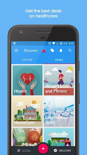Find Doctors, Deals & Articles 4.3.5 screenshots 4