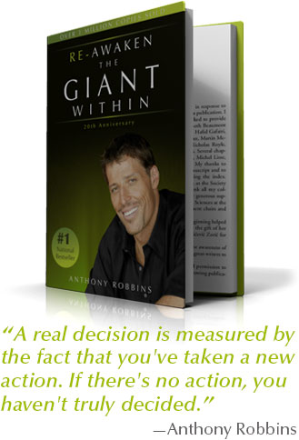 anthony robbins free ebook re-awaken the giant within