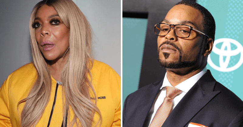 Wendy Williams Shocks Fans reveals she had a one night stand with rapper Method Man (video)