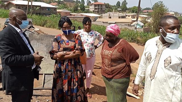 Fire at Bamendakwe Market: North West Regional Council consoles victims, evaluates damage