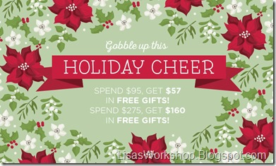 Cyber Monday 2017 @ Lisa's Workshop