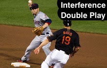 Interference Double Play