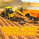 Digger Works Professional icon