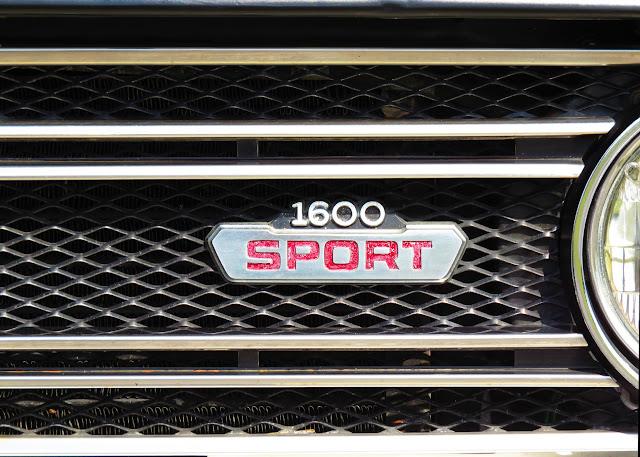 いすゞべレット(isuzu bellet)-1600sportエンブレム