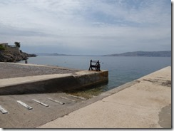 Croatia Camping Guide - Eurocamp Raca Pier and Slip