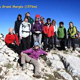 26# La troupe au sommet du Grand Marges (1576m).JPG