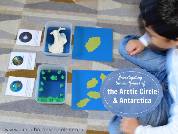 Landforms of the Arctic and Antarctic Regions