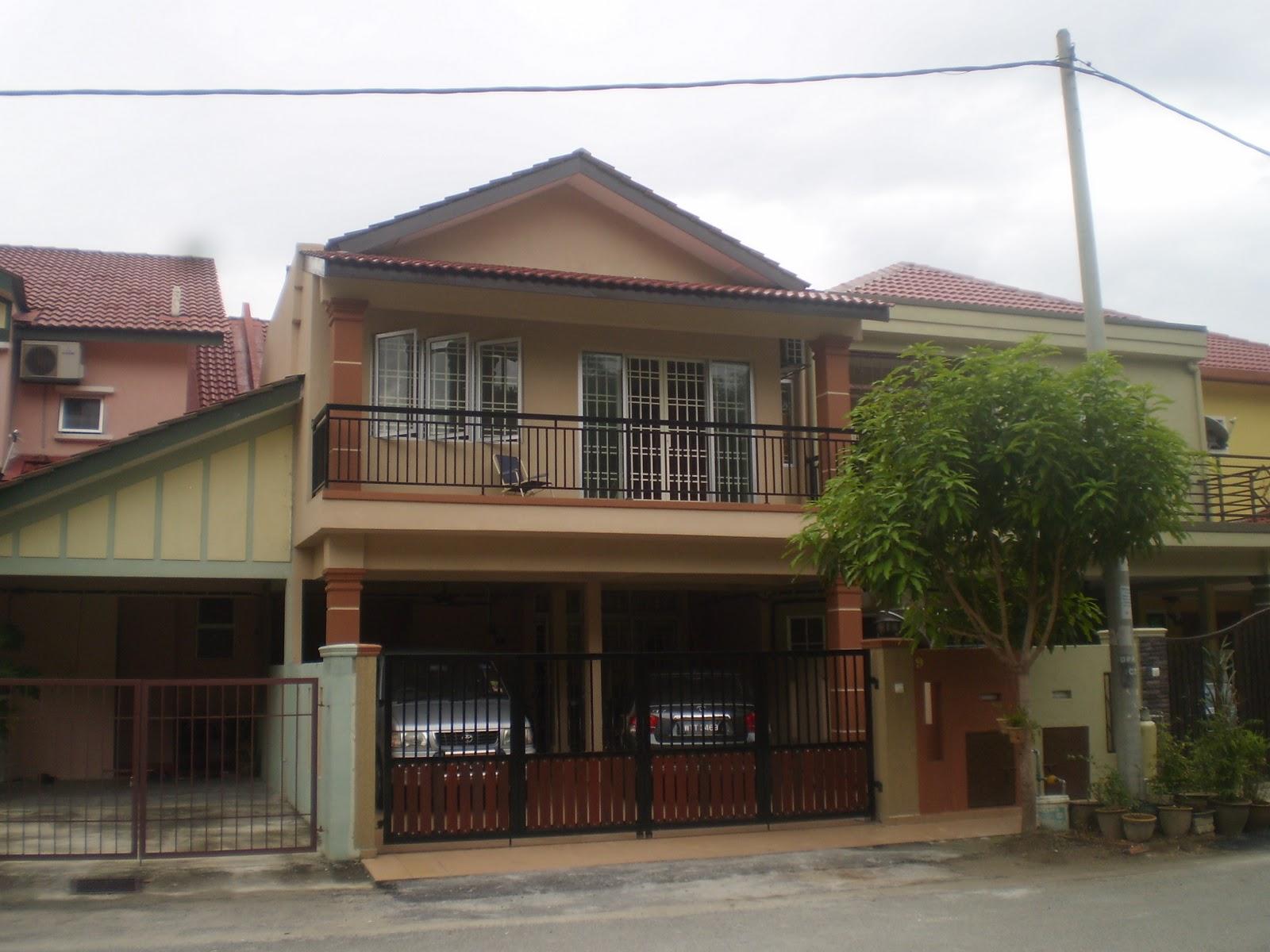Bawah Ubahsuai Rumah Teres 2 Tgkat 7 Jln 5 32 Dpputra Mula 6 11 Siap 10 12