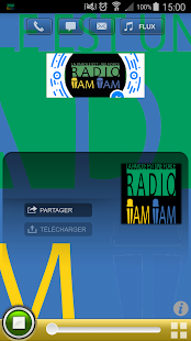 RadioTamTam- screenshot thumbnail