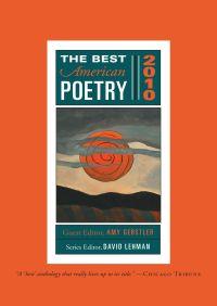 The Best American Poetry 2010 By David Lehman