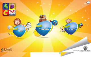 Screenshot of Tap & Learn: Kids ABC