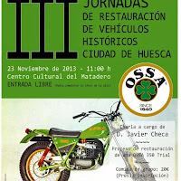 2013 - III JORNADAS DE RESTAURACIÓN