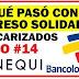 ¿Han pagado Bancolombia, Nequi y A La Mano su giro de Ingreso Solidario ?