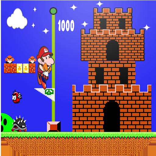 Super Adventures Gold of Mario