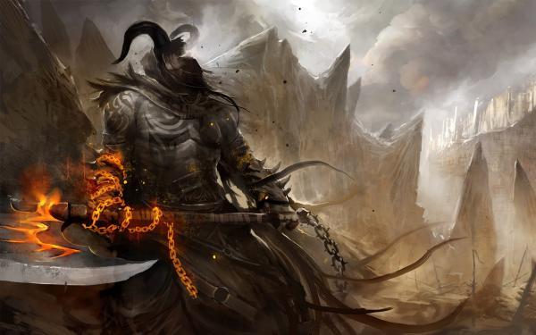 Magick Of Broken Slayer, Warriors 3