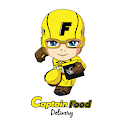 Captain Food Delivery icon