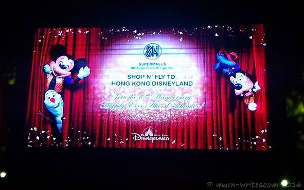 promos, promos in the Philippines, SM Malls, travel, Hong Kong Disneyland