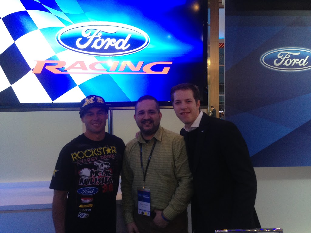 A night with Ford Racing Royalty - 7