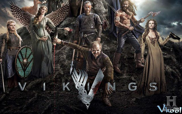 Xem Phim Huyền Thoại Viking 5 - Vikings Season 5 - phimtm.com - Ảnh 1
