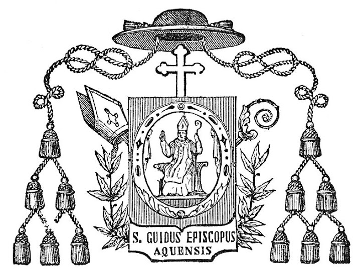 diocesi acqui terme - san guido - vescovo