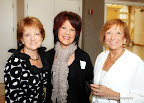 Shining Stars Luncheon Chair Sharon Mayes along with Joslyn Marksbury, Kay Stronburg