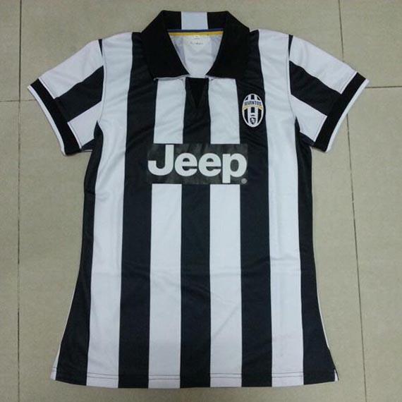 Jersey Ladies Juventus Home 2014-2015