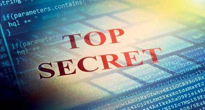 0 top secret