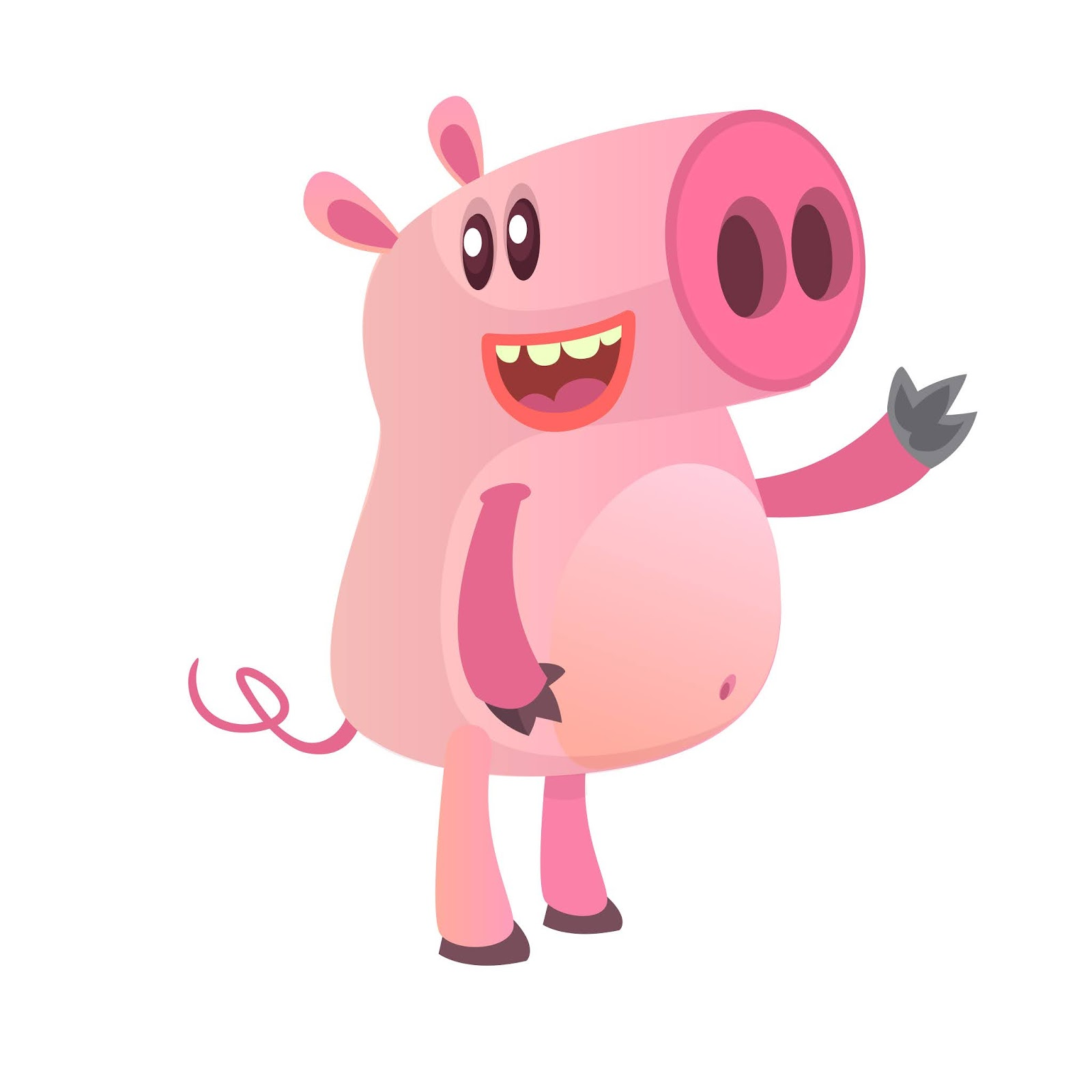 Pig Free Download Vector CDR, AI, EPS and PNG Formats