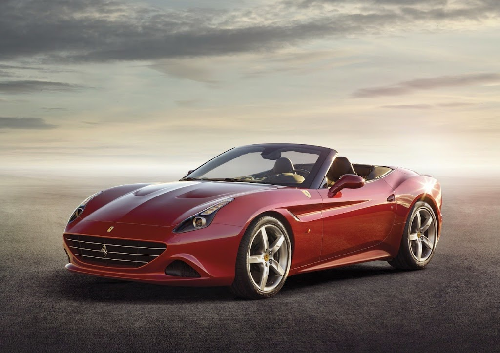 Ferrari California T Turbo 3