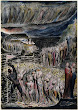 The Vestibule Of Hell And The Souls Mustering To Cross The Acheron By William Blake