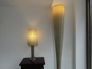 Foscarini Table and Floor Lamp Pair