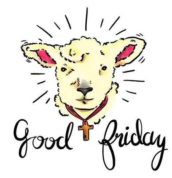 watercolor-good-friday-lamb-illustration-vector