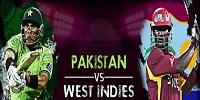 Watch Pakistan Vs West Indies Series Live Telecast