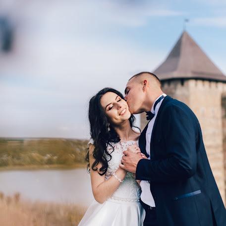 Wedding photographer Andrey Metelskiy (Metuk). Photo of 24.10.2017