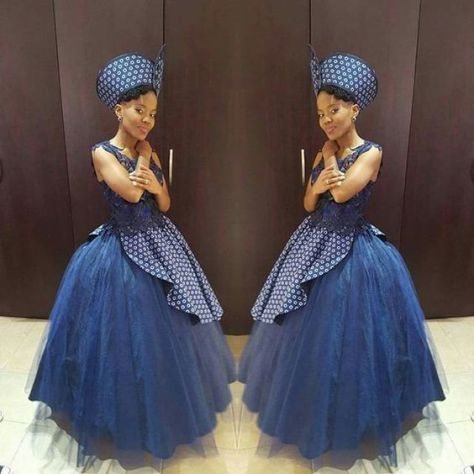 shweshwe dresses designs ideas for woman in 2018 4