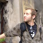 Alex Rubin:  A Jew in the Jewish Quarter.