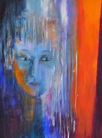 2015 Mysterieus (acryl, 30x40 cm)