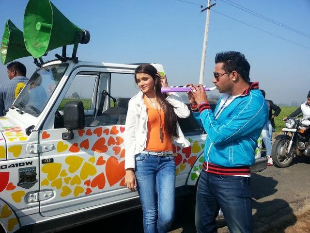 Viyah 70 km Punjabi Movie