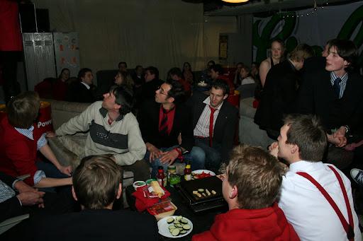 Nieuwjaarsdiner 2010