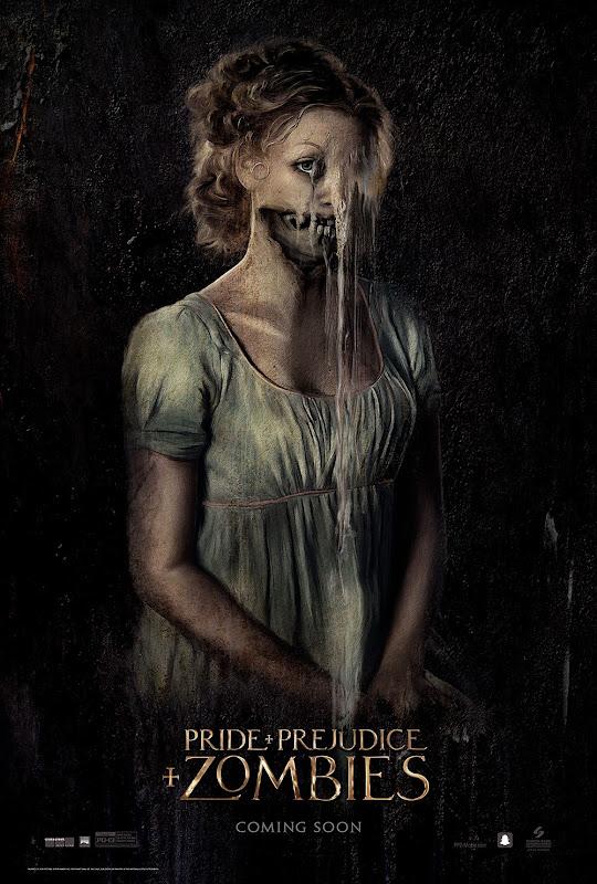 Primeiro trailer e poster de Orgulho e Preconceito e Zumbis