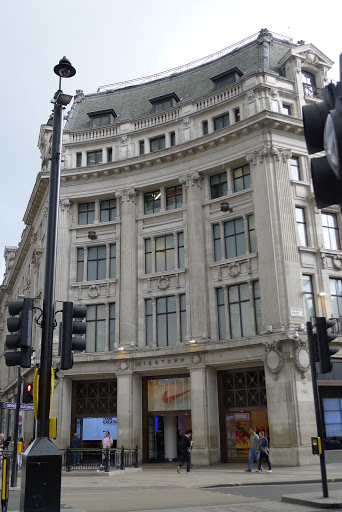 Niketown on Oxford - from Shopping in London - a study abroad guide
