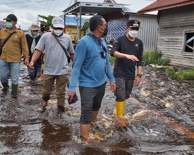 Walikota: Wilayah Palangka Raya Berstatus Siaga Darurat Banjir