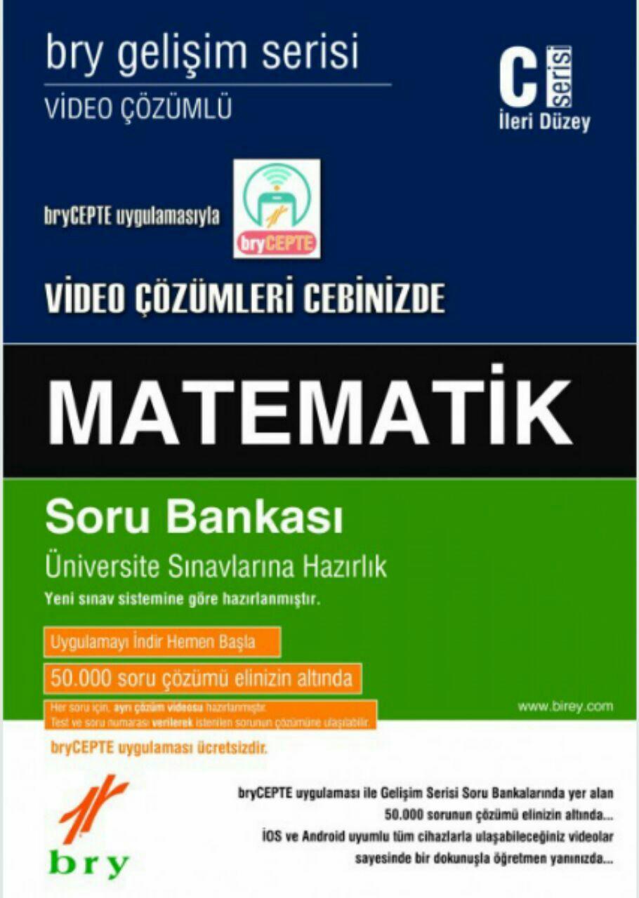 Birey Yayınları Gelişim Matematik C Serisi