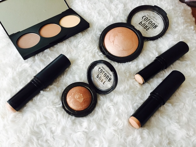 collection, makeup, Newlook, Pure Colour,