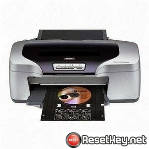 Reset Epson R800 Waste Ink Counter overflow problem